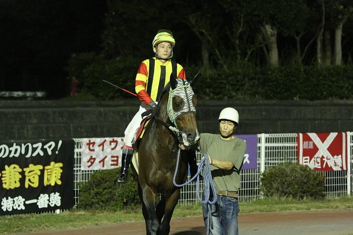 2009年10月31日(土) 高知競馬 10R コスモス特別 D1 選抜馬_a0077663_22173276.jpg