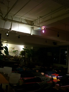 ヨガ・瞑想・クリスタルボウル演奏リトリート☆_c0164268_15575181.jpg