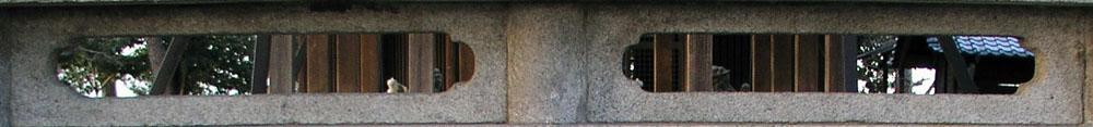 隅丸方形の透かしを持つ欄間部(その17)_e0113570_1847462.jpg