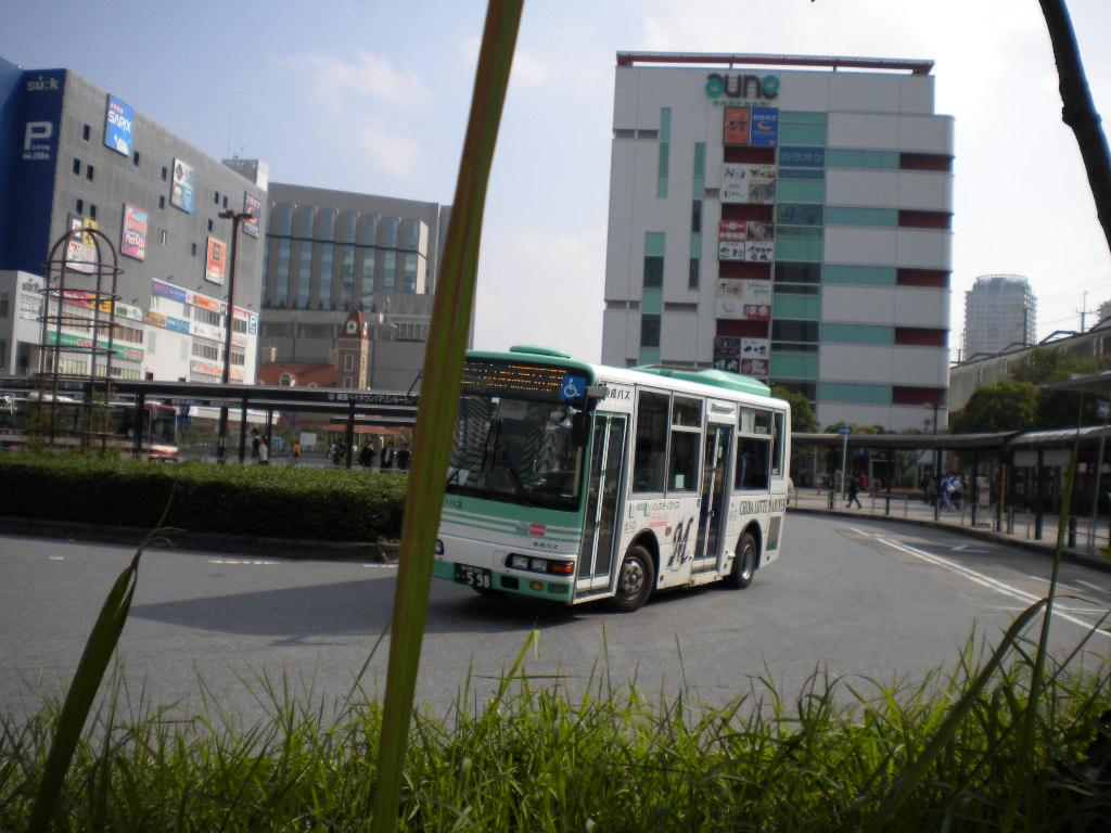 バス(海浜幕張駅→京成幕張 ...