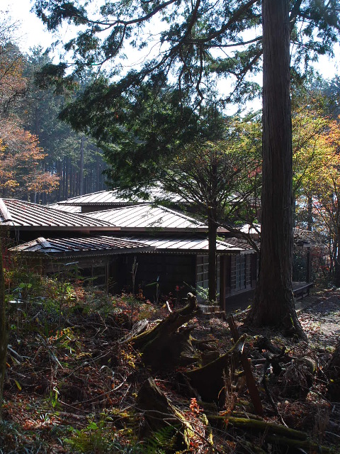 秩父宮殿下御登山記念館(関根要太郎設計作品)その1_f0142606_0123364.jpg
