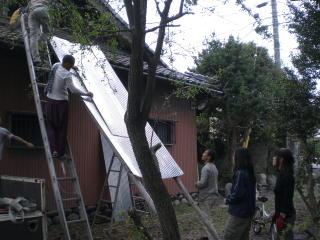11月3日竈の家の本格的な修繕が始まります_f0044728_20112340.jpg