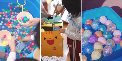 幼稚園バザー_e0195830_1833259.jpg