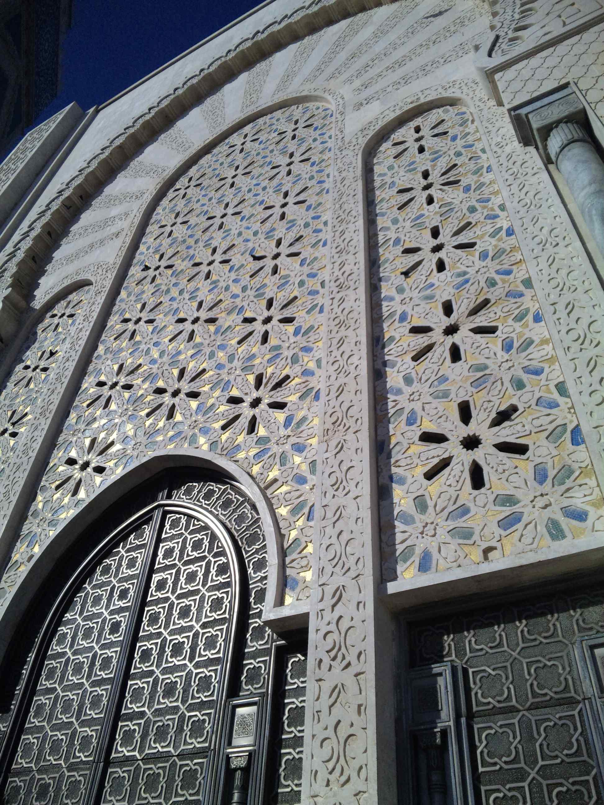 カサブランカのモスク_e0142956_19193268.jpg
