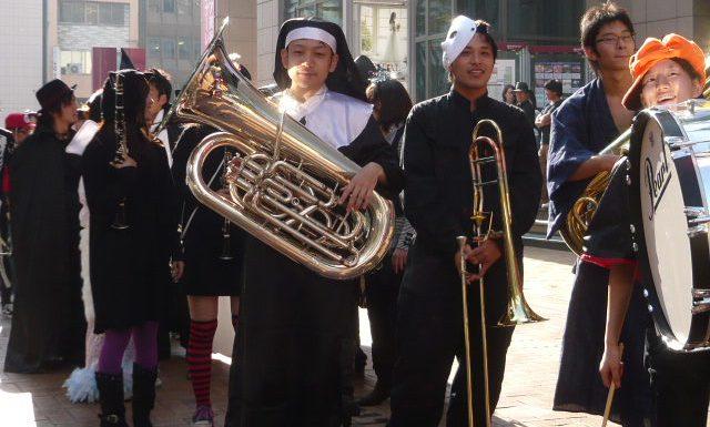 ハロウィーンパレード@中洲川端通り商店街_c0100865_18282413.jpg
