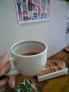 紅茶をのみながら。_a0127284_21321325.jpg