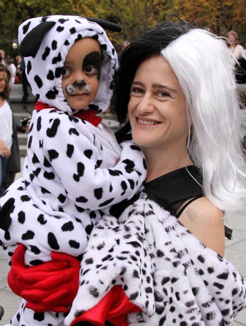 ニューヨークのハロウィン・パレード:当日午後の楽しみ方_b0007805_1685874.jpg