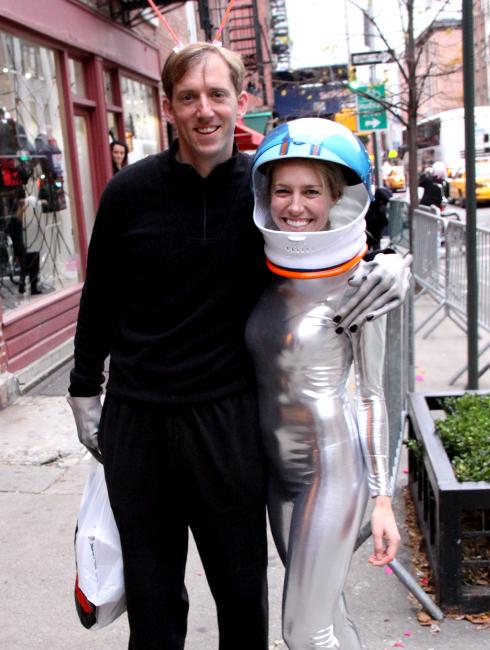 ニューヨークのハロウィン・パレード:当日午後の楽しみ方_b0007805_1693061.jpg
