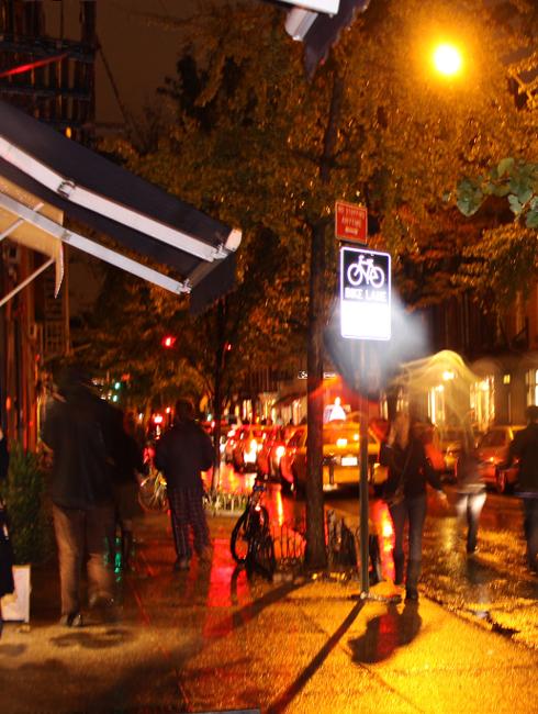 ニューヨークのハロウィン・パレード:当日午後の楽しみ方_b0007805_1703155.jpg