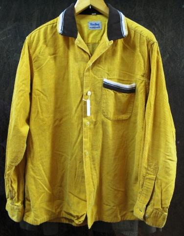 50'S MARK TWAIN コーデュロイシャツ!_c0144020_14374685.jpg