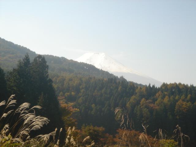 富士山も雪化粧_b0115529_193928.jpg