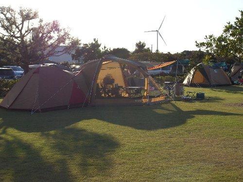 ハロウィーンとキャンプ・・・_b0071543_17133271.jpg