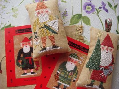 季節到来 Black Santa_e0112848_10455139.jpg
