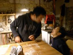 ユキちゃんの「ドキドキ」ハロウィーンクッキー_f0106597_3263135.jpg