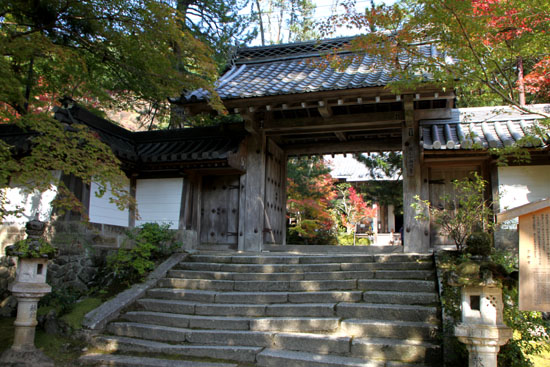 西明寺の紅葉 2_e0048413_2182229.jpg