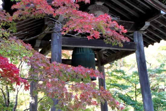 西明寺の紅葉 2_e0048413_2192918.jpg