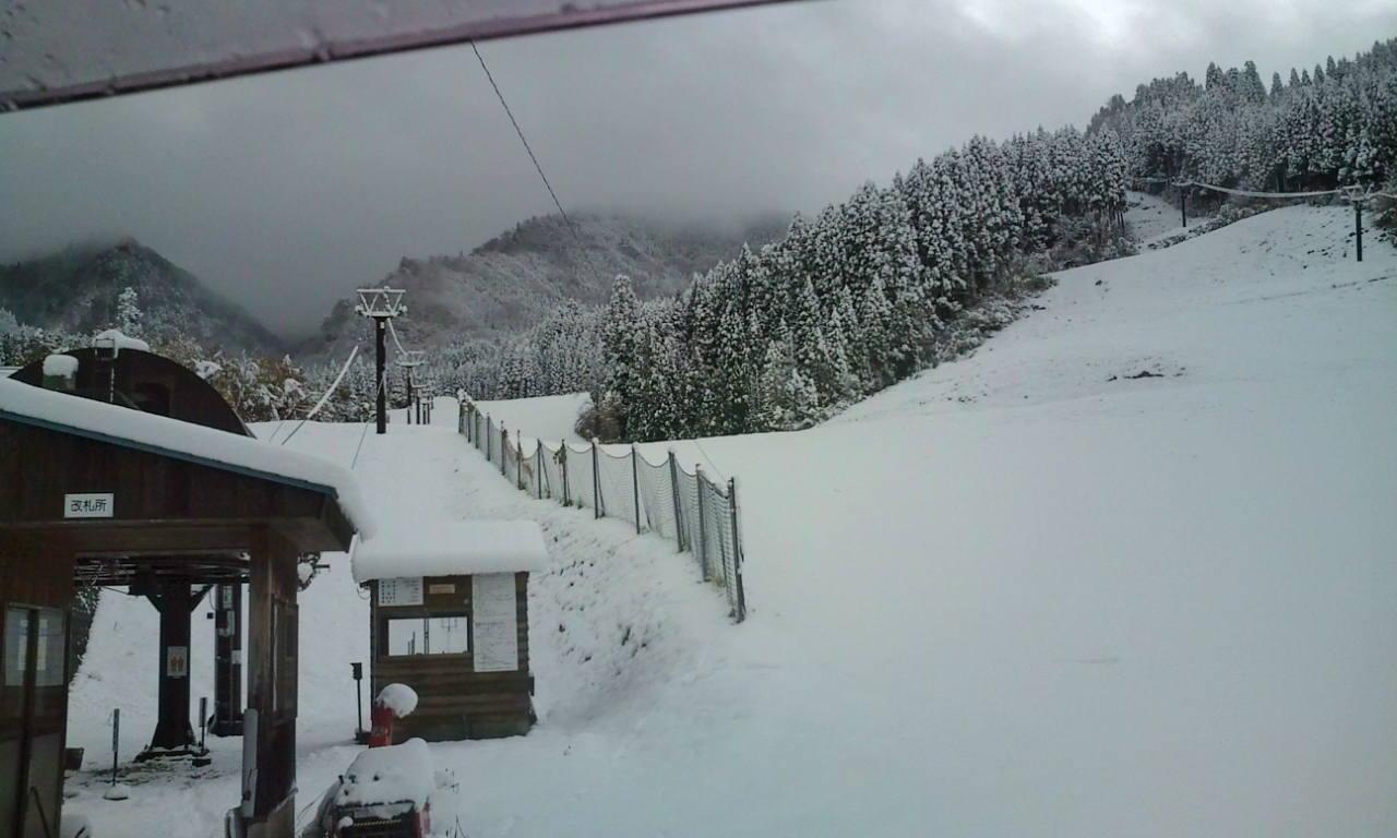 祝!・・・初雪です!_f0101226_2110870.jpg