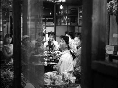 『乳母車』(石原裕次郎主演、田坂具隆監督、1956年日活映画)の美術 その4  _f0147840_23555027.jpg