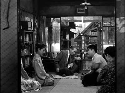 『乳母車』(石原裕次郎主演、田坂具隆監督、1956年日活映画)の美術 その4  _f0147840_23583524.jpg