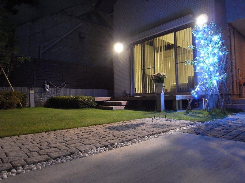 クリスマスイルミネーション・・・_b0071543_2047892.jpg