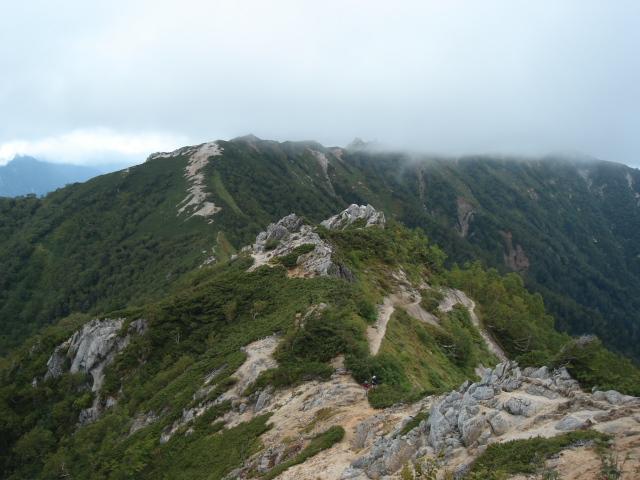 燕岳 その3_c0006767_9531357.jpg