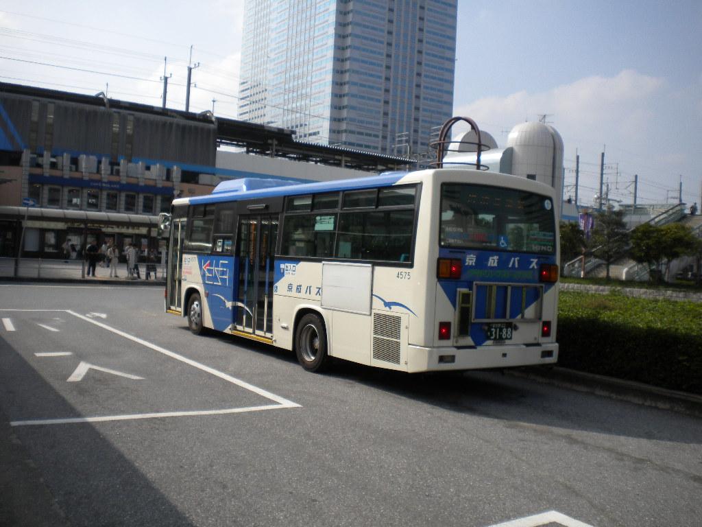 ... 幕張駅) : バスマニア Bus Mania