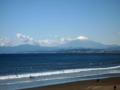 富士山の雪化粧_e0174913_12223768.jpg