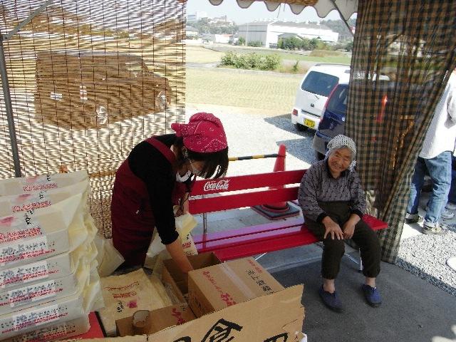 るみばあちゃんのうどん(池上製麺所)_b0054727_022325.jpg