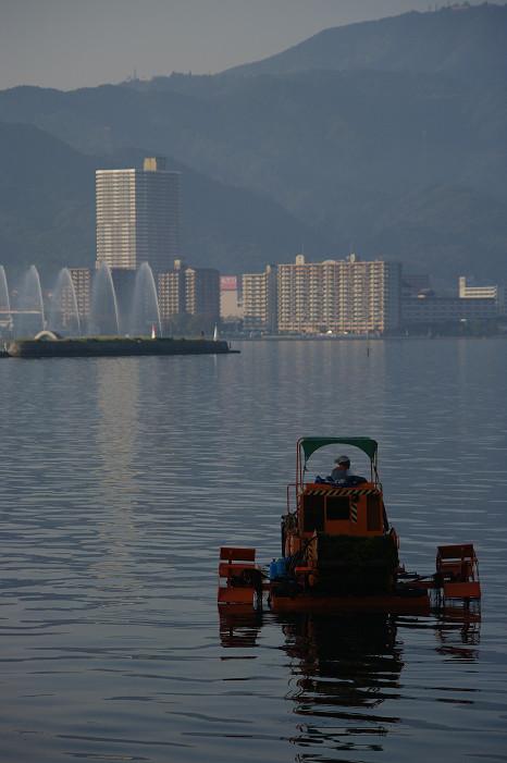 琵琶湖畔をスナップ..._f0152550_21562985.jpg