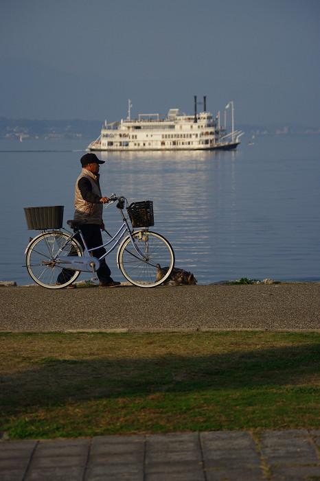 琵琶湖畔をスナップ..._f0152550_21573850.jpg