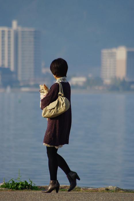 琵琶湖畔をスナップ..._f0152550_2157459.jpg