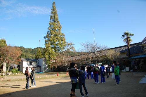 岬高校1年生「山・海・人プロジェクト」サポート_c0108460_23435591.jpg