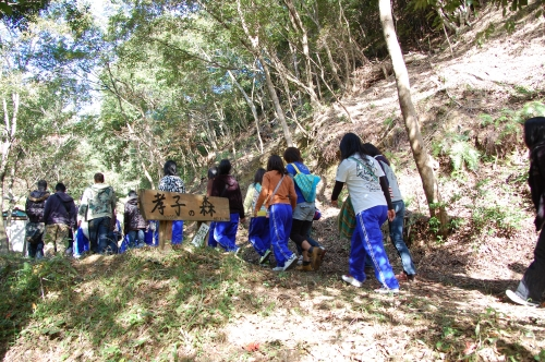 岬高校1年生「山・海・人プロジェクト」サポート_c0108460_23445291.jpg