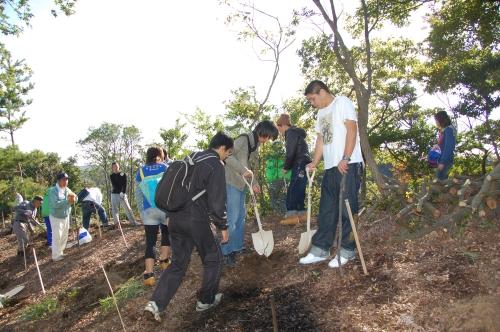 岬高校1年生「山・海・人プロジェクト」サポート_c0108460_23482480.jpg