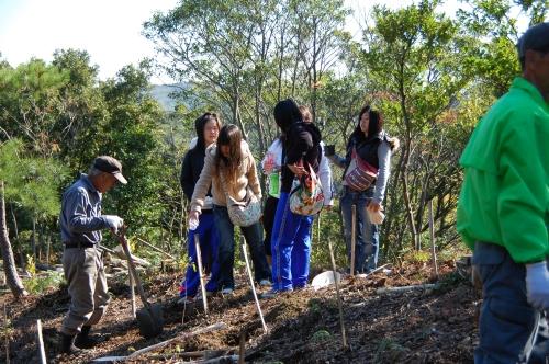 岬高校1年生「山・海・人プロジェクト」サポート_c0108460_23501244.jpg