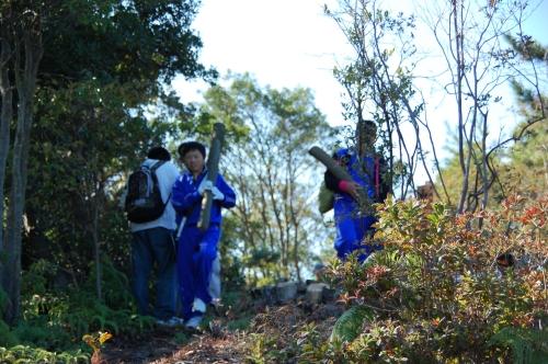 岬高校1年生「山・海・人プロジェクト」サポート_c0108460_23505450.jpg