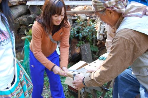 岬高校1年生「山・海・人プロジェクト」サポート_c0108460_23511785.jpg