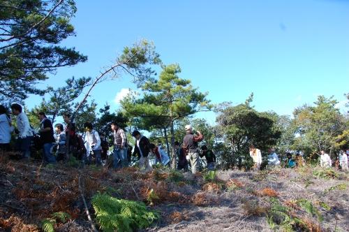岬高校1年生「山・海・人プロジェクト」サポート_c0108460_23533041.jpg