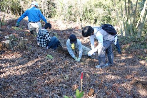 岬高校1年生「山・海・人プロジェクト」サポート_c0108460_2354296.jpg