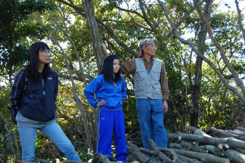 岬高校1年生「山・海・人プロジェクト」サポート_c0108460_2354402.jpg