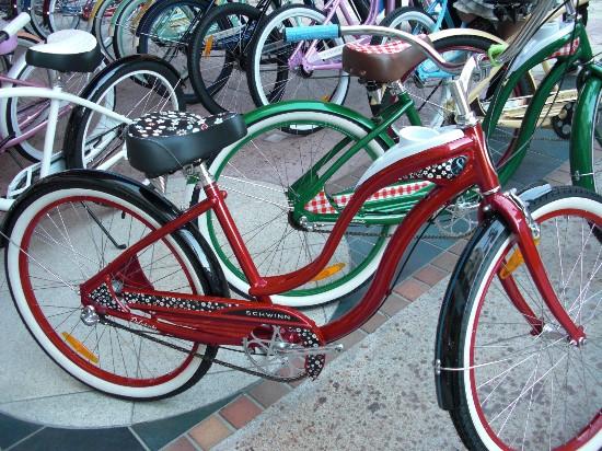 かわいい 自転車★_c0151965_23202738.jpg