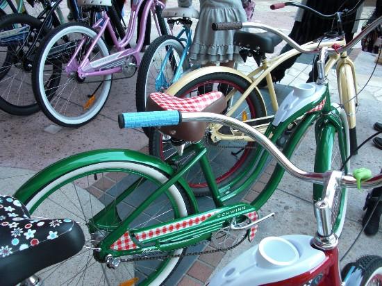 かわいい 自転車★_c0151965_23203930.jpg