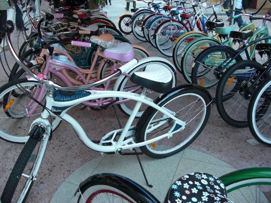 かわいい 自転車★_c0151965_2321187.jpg