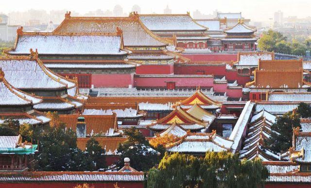 ■北京初雪_e0094583_1623697.jpg