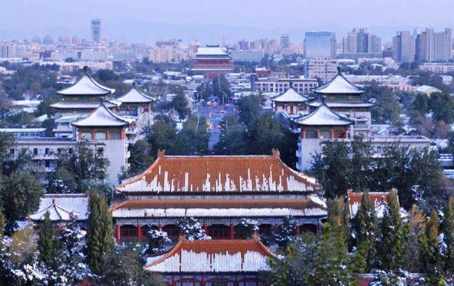 ■北京初雪_e0094583_1624563.jpg