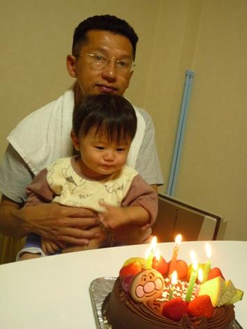 パパ お誕生日~♪_e0123286_19322231.jpg