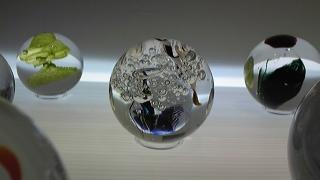 ガラス球展、始まりました_c0218903_23543081.jpg