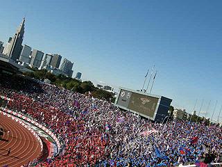 FC東京×川崎フロンターレ ナビスコカップ決勝_c0025217_19311314.jpg