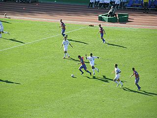 FC東京×川崎フロンターレ ナビスコカップ決勝_c0025217_19422194.jpg