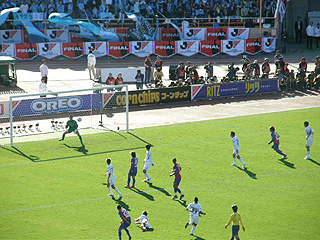 FC東京×川崎フロンターレ ナビスコカップ決勝_c0025217_194258100.jpg